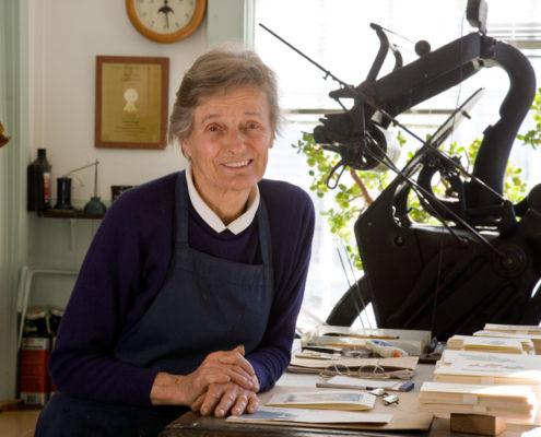 Ilse Nesbitt Third & Elm Press