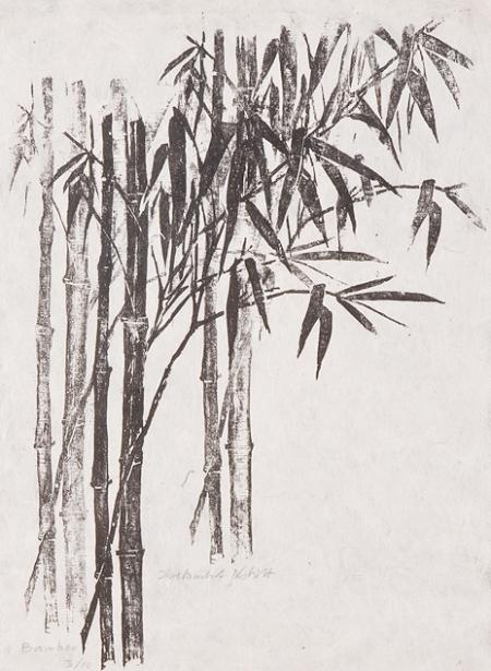 bamboo print