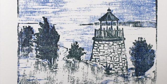 Castle Hill Light, Newport