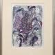 "framed print ""Lilac"" by Ilse Buchert Nesbitt"