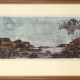 """framed print """"Seaside Winter"""" by Ilse Buchert Nesbitt"""