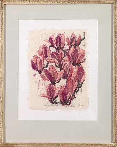 """framed print """"Spring Splendor"""" by Ilse Buchert Nesbitt"""