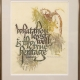 "Framed print ""Your Heritage"" by Ilse Buchert Nesbitt"